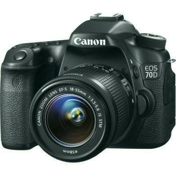 harga Kamera canon 70d kit 18-55 stm / canon eos 70d / 70d Tokopedia.com