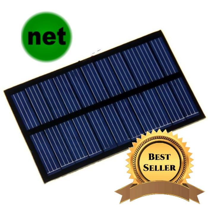 harga Panel surya / solar cell 5 v 1.1 w tenaga matahari mini powerbank diy Tokopedia.com