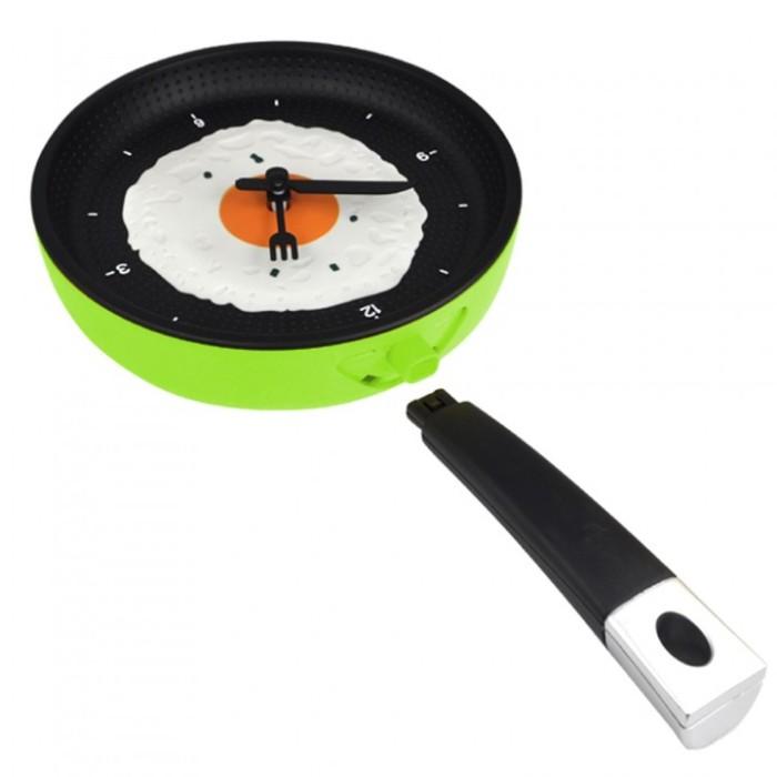 harga Jam dinding bentuk teflon frying pan wall clock Tokopedia.com