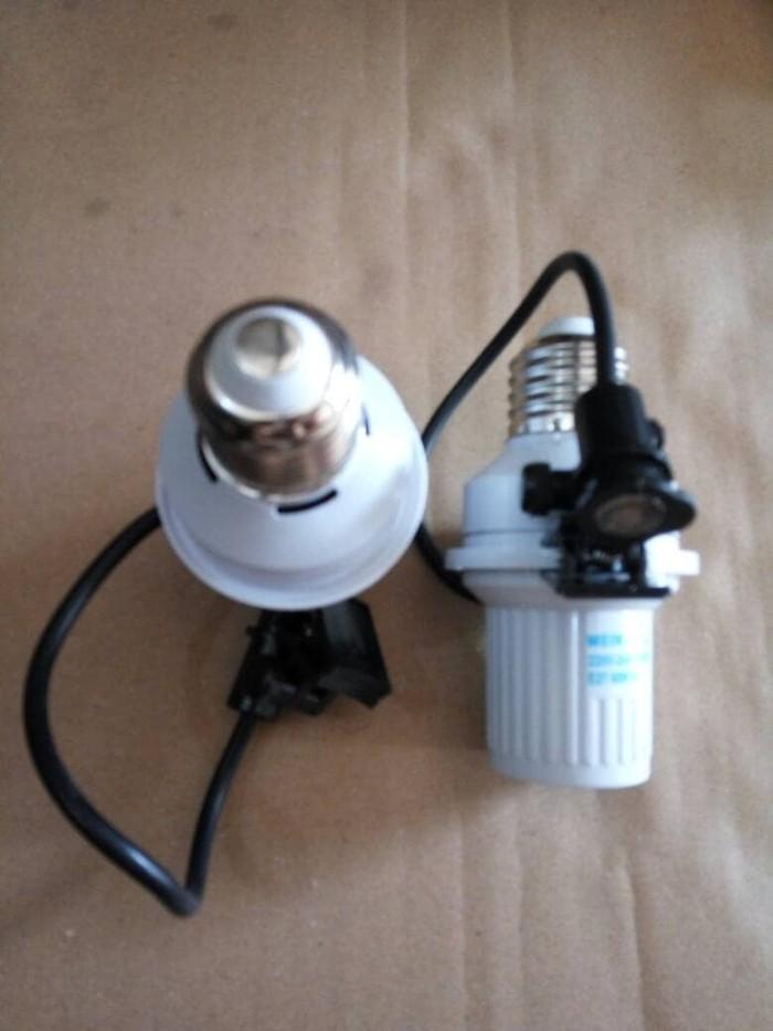 harga Fiting lampu sensor (meiwa) Tokopedia.com