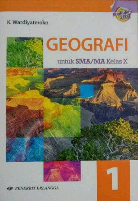 Kurikulum erlangga pdf geografi 2013 x kelas buku