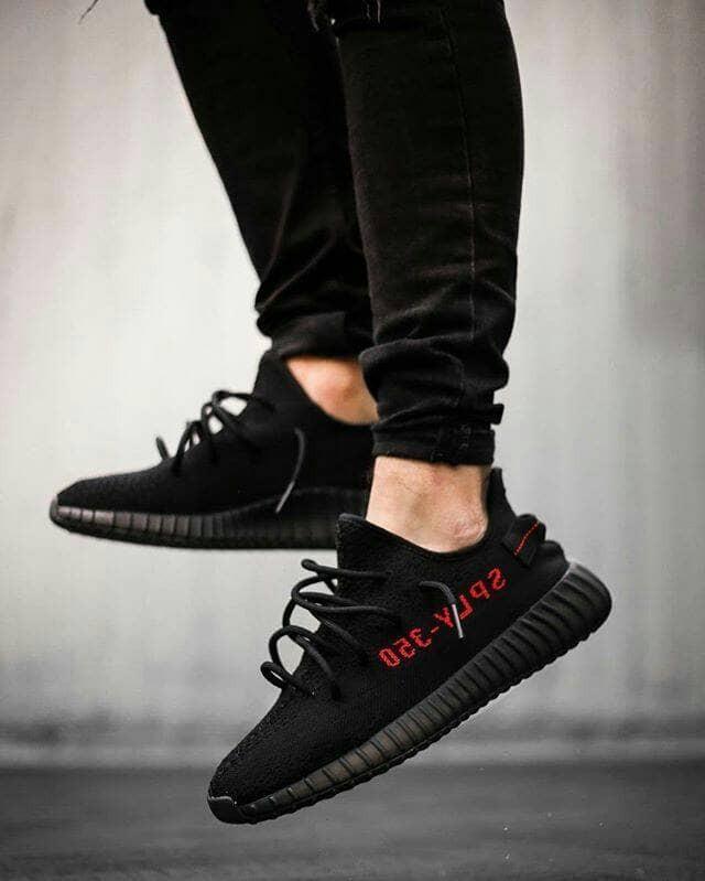 43512ff915160 Sepatu Adidas Yeezy Boost 350 Original jual sepatu adidas yeezy boost 350  v2 bred original go