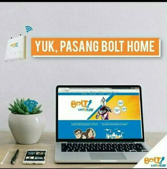 Jual Promosi Seputar Bolt Home Unlimited Wifi Kota Tangerang Wifi Bolt Home Unlimited Tokopedia