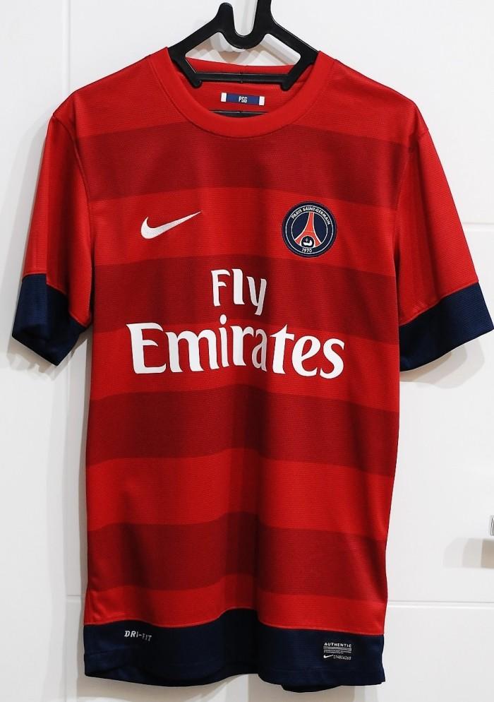 low priced a7268 68553 Jual Jersey PSG Away 12/13 SS - Ibrahimovic ORI - DKI Jakarta - Kolektor  Jersey | Tokopedia