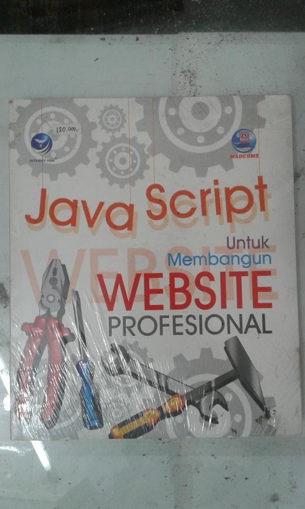 harga Javascript untuk membangun website profesional Tokopedia.com
