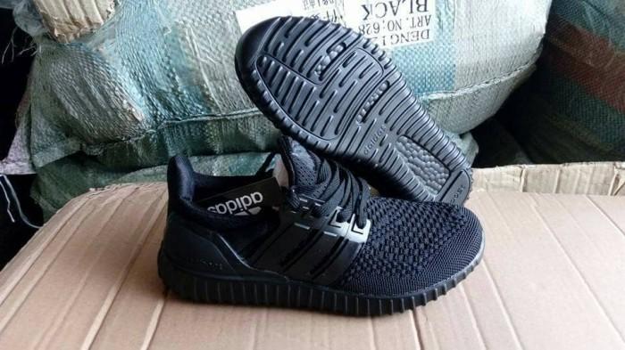 harga Sepatu sekolah adidas ultra boost full hitam/full black premium Tokopedia.com