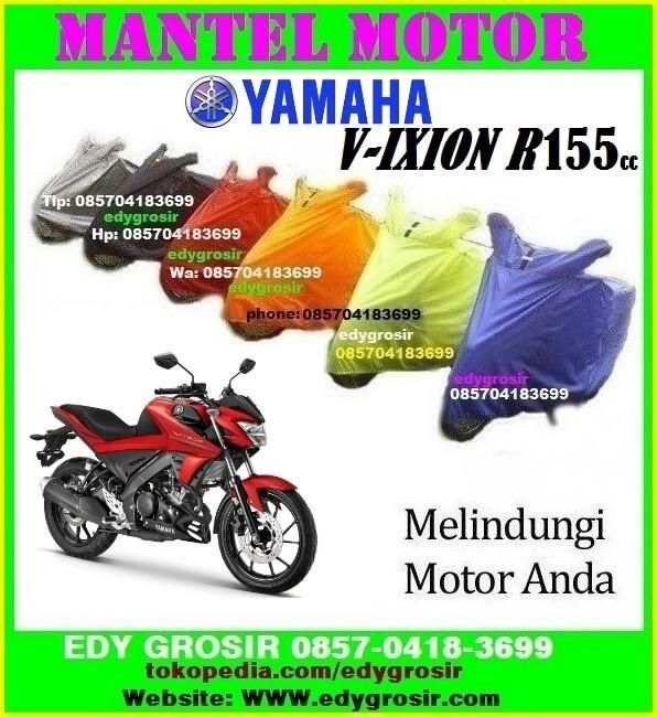 harga Mantel motor selimut motor kusus yamaha new vixion r155 cc Tokopedia.com
