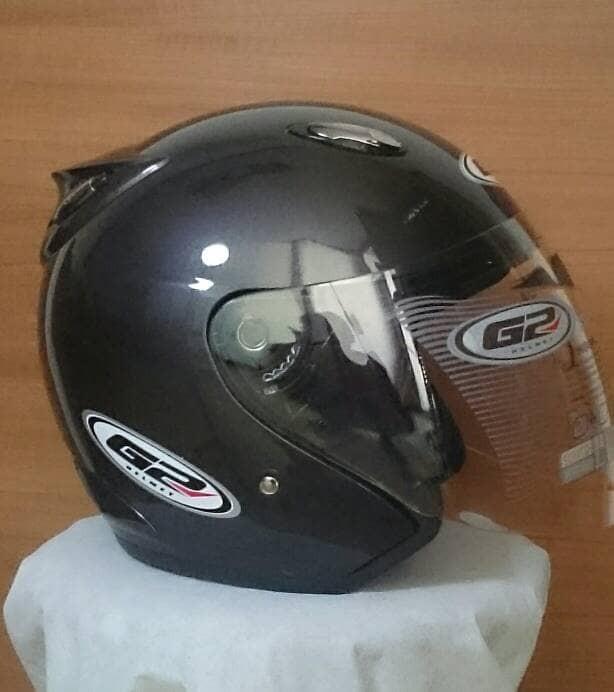 harga Helm g2 setara ink centro jet gunmet Tokopedia.com
