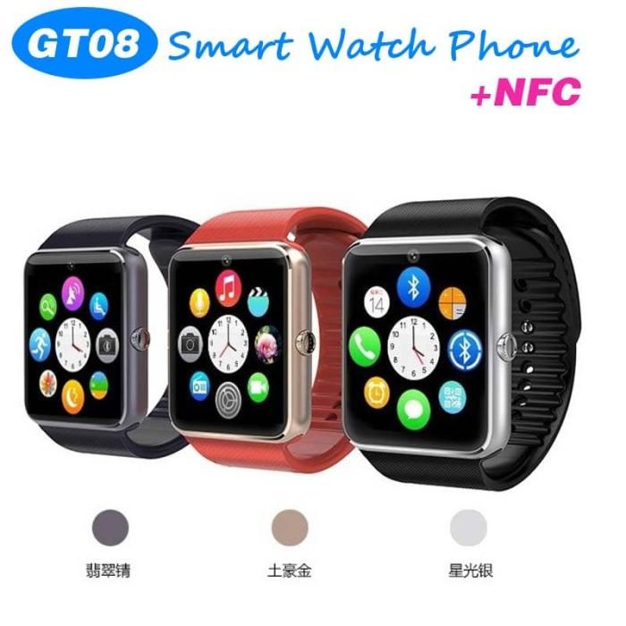 harga Smartwatch u10 touch screen + gsm iphone Tokopedia.com