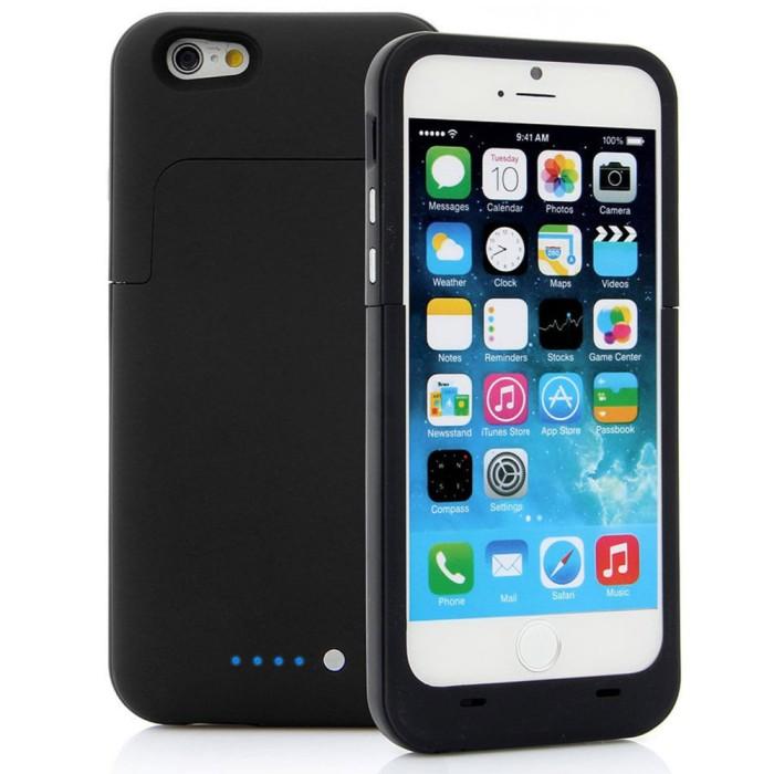 harga External battery case iphone 6 6s case powerbank original 3800mah Tokopedia.com