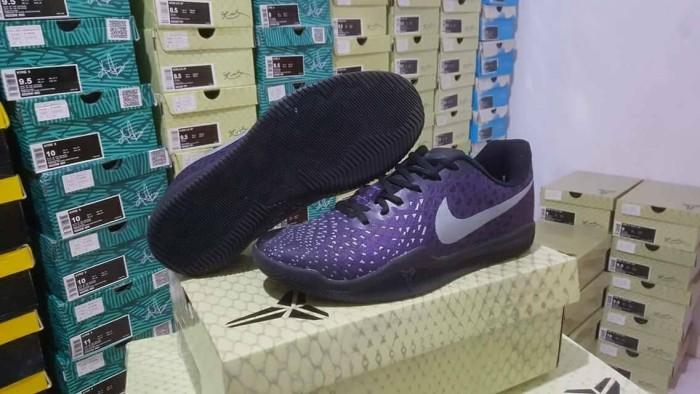 harga Sepatu basket nike kobe mamba instinct purple Tokopedia.com