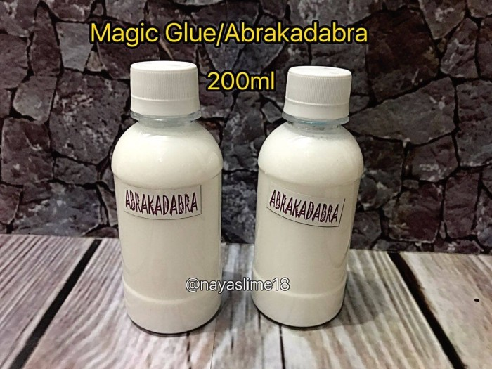 harga Abrakadabra glue/magic glue Tokopedia.com