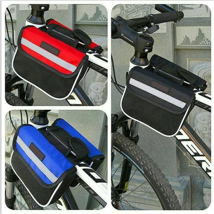 harga Tas frame sepeda gunung balap Tokopedia.com