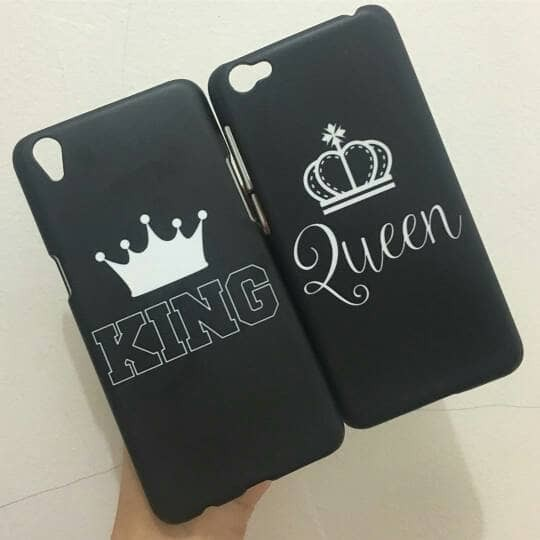 harga Custom case/ casing iphone samsung king queen couple Tokopedia.com