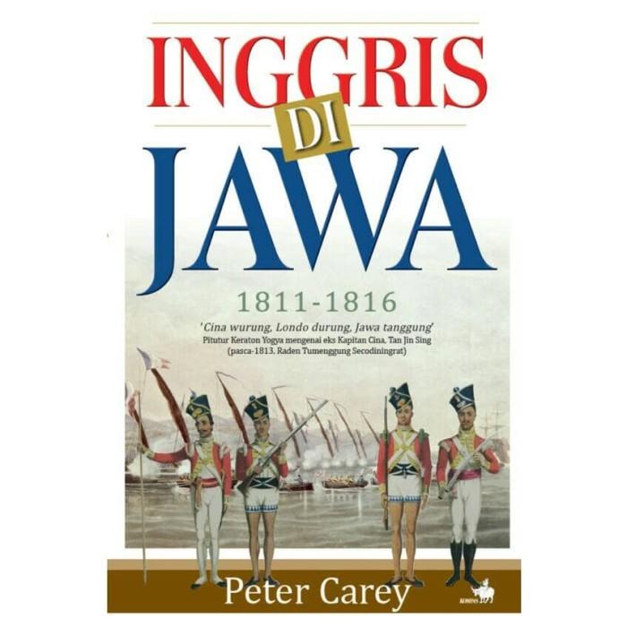harga Buku inggris di jawa 1811 - 1816 by peter carey Tokopedia.com