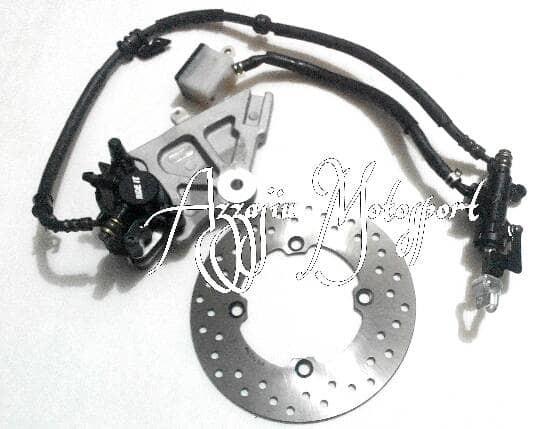 harga Cakram belakang honda tirev disc brake set tiger revo cakram belakang Tokopedia.com