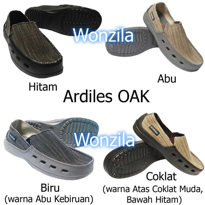 Foto Produk Ardiles OAK Sepatu Pria Ringan Anti Keringat Sepatu Kasual Keren dari wonzila