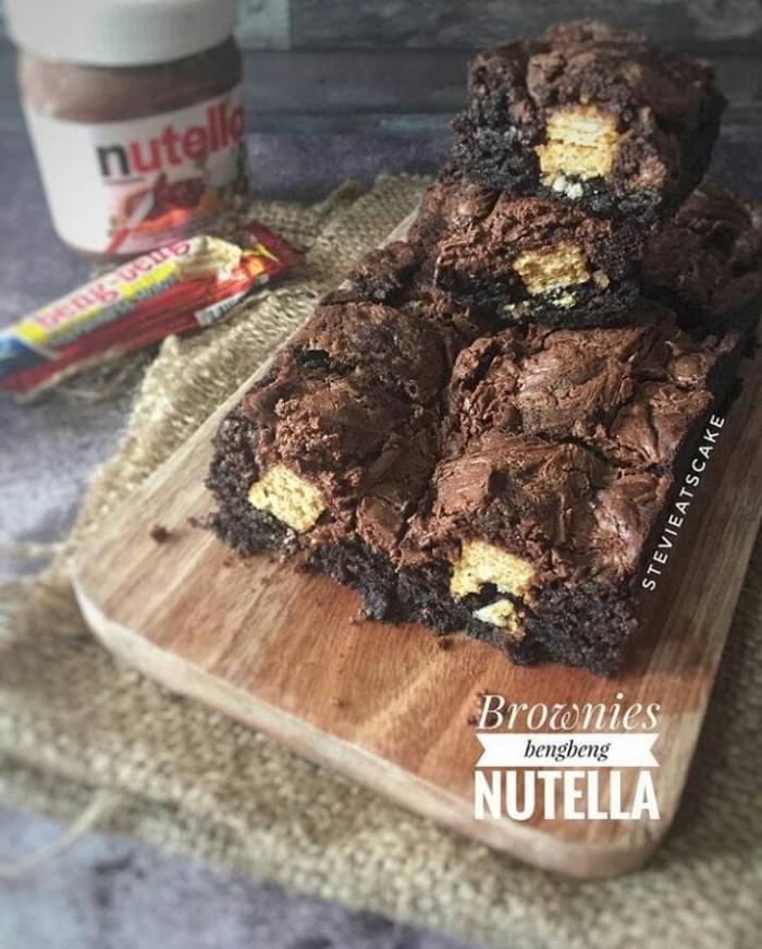 harga Brownies toping luar biasa double toping Tokopedia.com