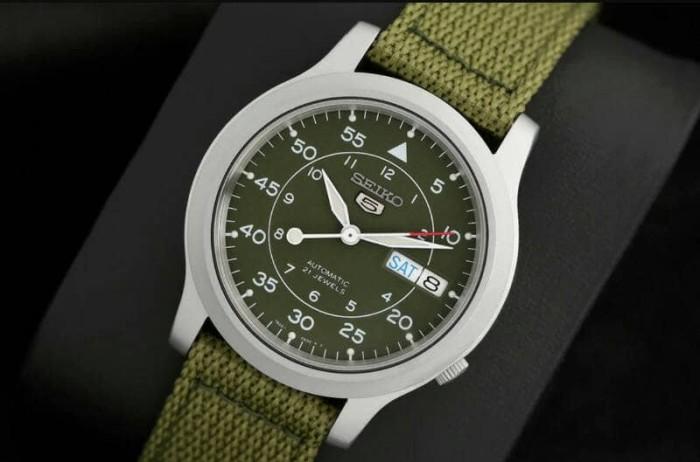 harga Seiko original/asli snk809k2 seiko original ( jam tangan pria ) Tokopedia.com