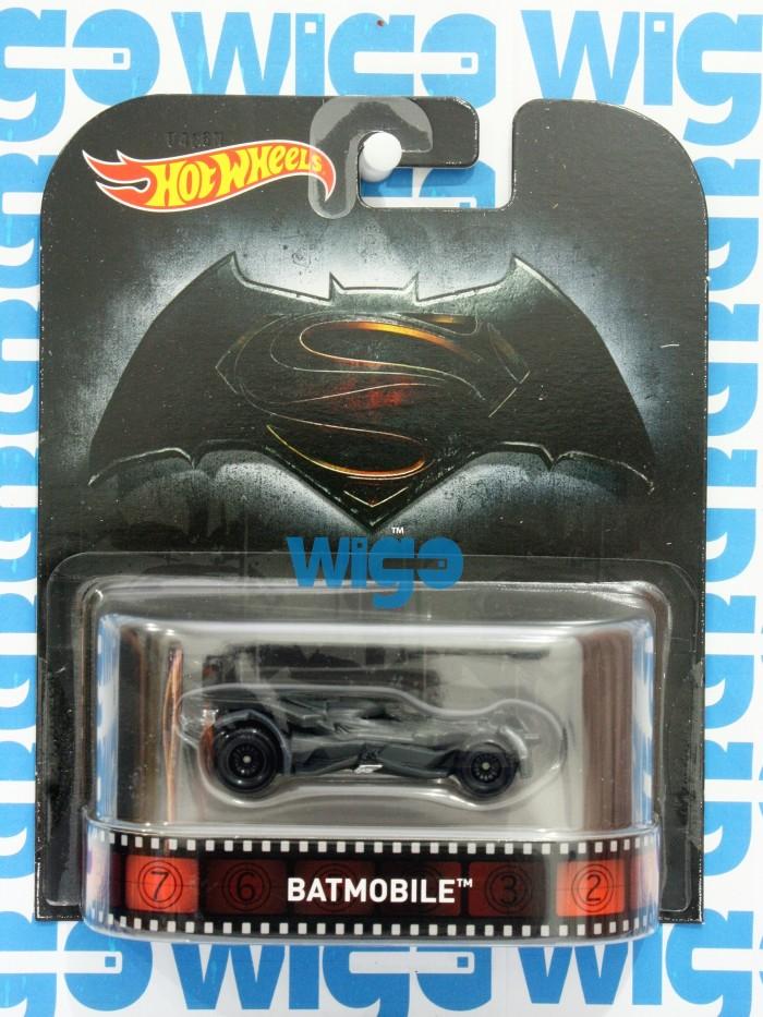 harga Diecast hotwheels hot wheels batmobile batman v superman hitam retro e Tokopedia.com