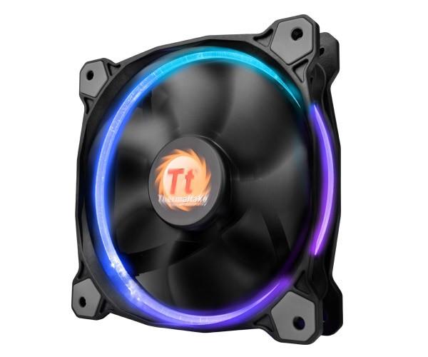 harga Thermaltake riing 14 fan 256color led switch Tokopedia.com