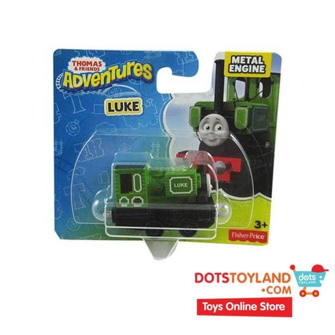 harga Thomas & Friends Adventure Series Luke Die Cast - Mainan Kereta Api Tokopedia.com