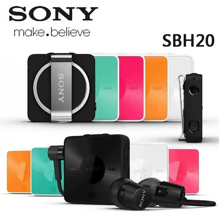 750a4a41e30 Jual SONY SBH-20 Stereo Bluetooth Headset - Jakarta Utara - Vision ...
