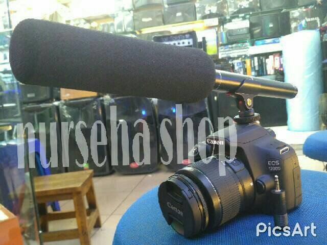 harga Microphone shure sm58s mic buat kamera dslr shoutgun condensor mic Tokopedia.com