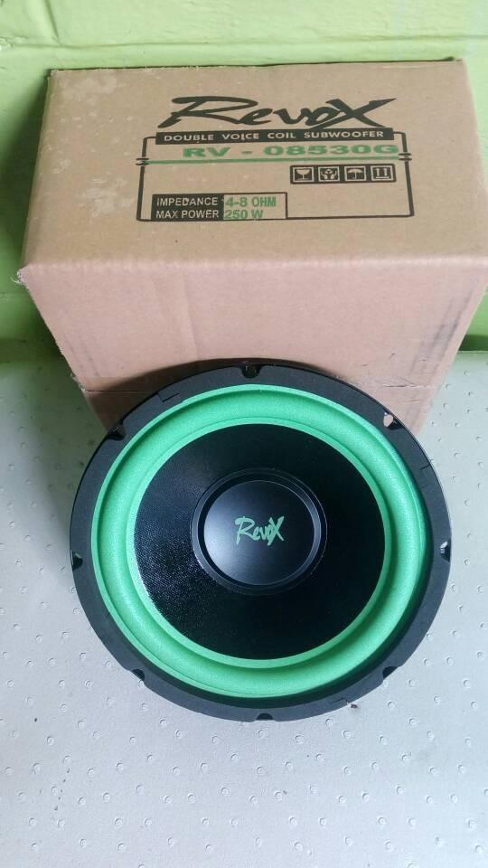 harga Subwoofer revox 8  double coil Tokopedia.com