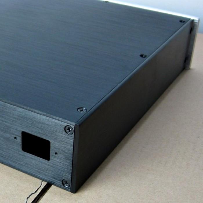 Jual 430x308x70mm full aluminum chassis / enclosure for custom amplifier -  Kab  Bogor - Langsung Jadi Elc  | Tokopedia