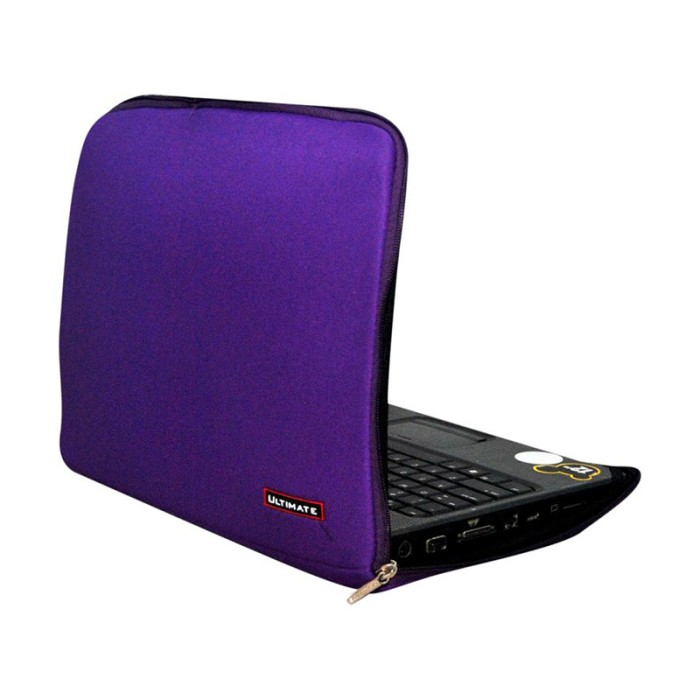 Softcase Notebook Tas Laptop Softcase Ultimate Polos Up to 14inch