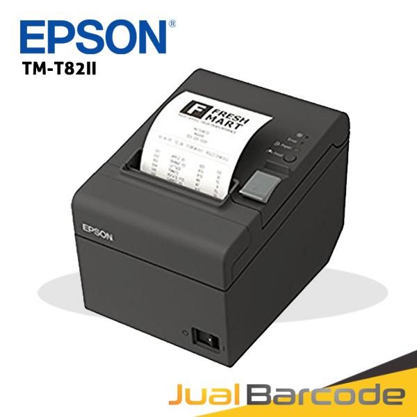harga Printer pos epson tmt82ii - struk thermal epson tmt 82ii usb tm-t82ii - serial Tokopedia.com