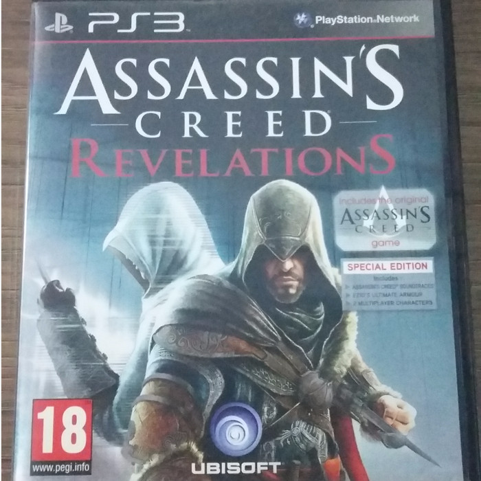 Jual Assassins Creed Revelations Whatgames Tokopedia