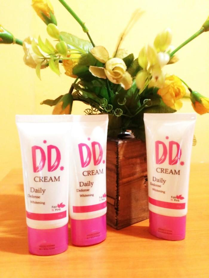 harga (100% ori )fair n pink dd cream fairnpink daily do all / daily defense Tokopedia.com