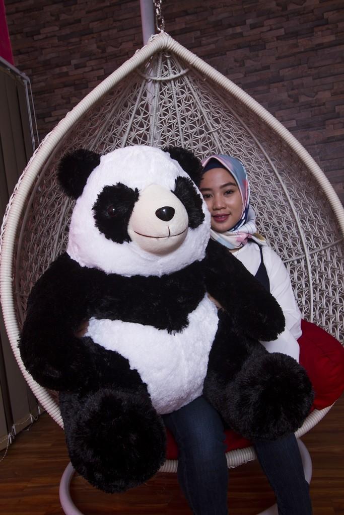 Jual Boneka Panda Besar 80 CM Original dan murah - Boneka Indonesia ... 8cd476e960