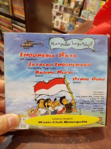 harga Cd kumpulan lagu wajib anak anak indonesia raya Tokopedia.com