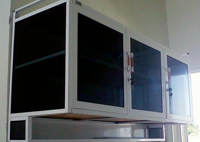 Jual Kitchen Set Aluminium Life Stella 3 Pintu Kab Sidoarjo