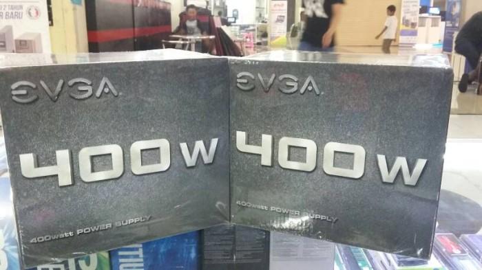 harga Muraah psu 400 watt evga power supply 400 w pure terlaris ter ok Tokopedia.com