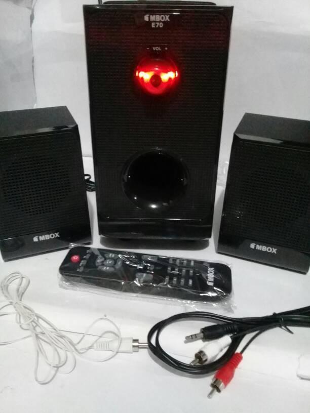 harga Speaker aktif subwoofer bluetooth super bass e-70 Tokopedia.com
