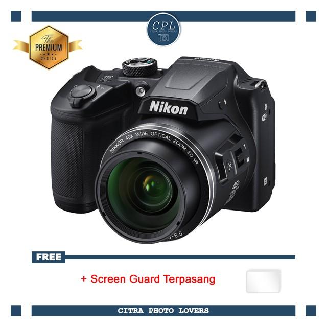 harga Nikon coolpix b500 digital camera - resmi Tokopedia.com