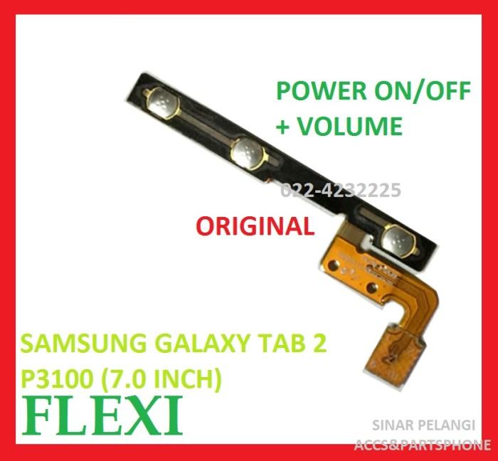 harga Fleksi flexible samsung galaxy tab 2 p3100 7.0 inch on off 901632 Tokopedia.com