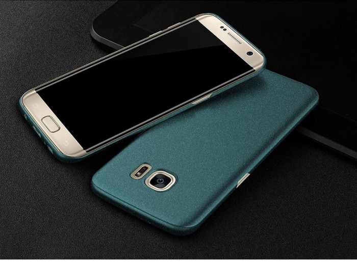 harga Casing samsung s7 edge baby skin ultra thin hard back case green Tokopedia.com