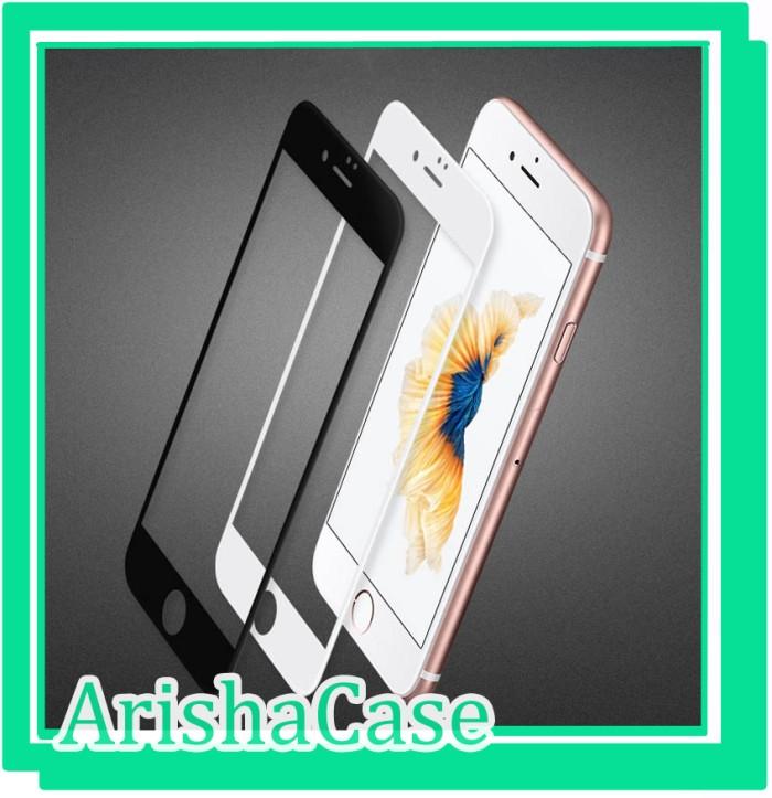 harga Tempered glass full 3d iphone 6 6s 4,7 4.7 (curved anti gores kaca) Tokopedia.com