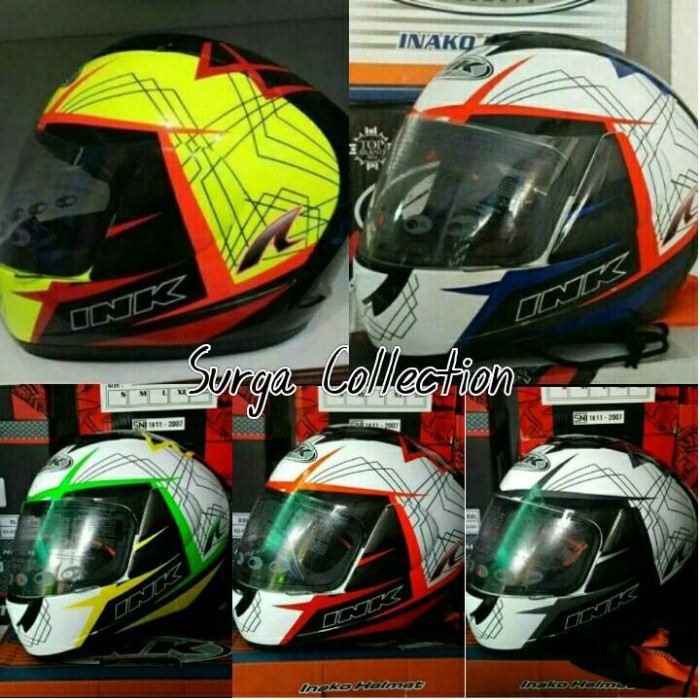 harga Helm ink cl max seri #3 original Tokopedia.com