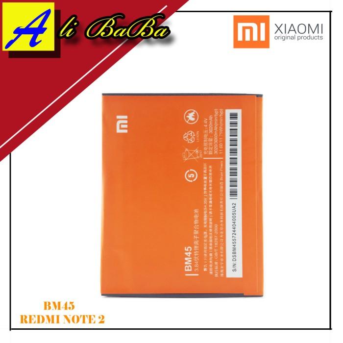 harga Baterai handphone xiaomi bm45 xiaomi redmi note 2 batre hp original Tokopedia.com