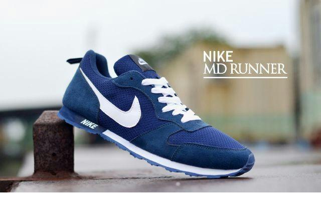 Sepatu Nike Sneakers Pria   Sepatu Sport Import Murah Berkualitas aa4c4ace5b