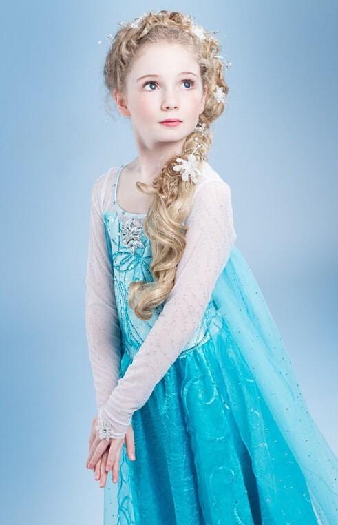 harga Baju kostum dress frozen elsa anak, hadiah ulang tahun anak Tokopedia.com