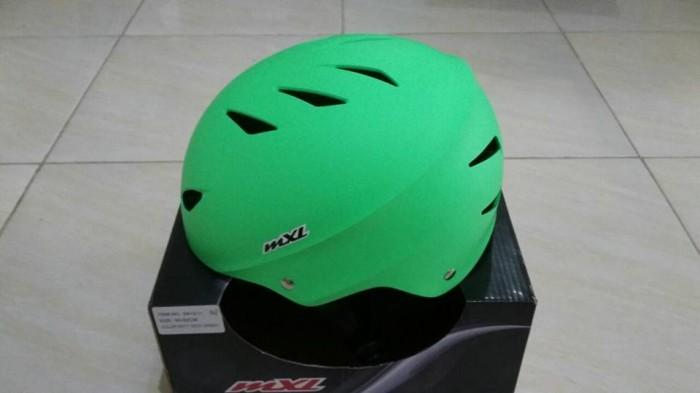harga Helm bmx mxl hijau Tokopedia.com