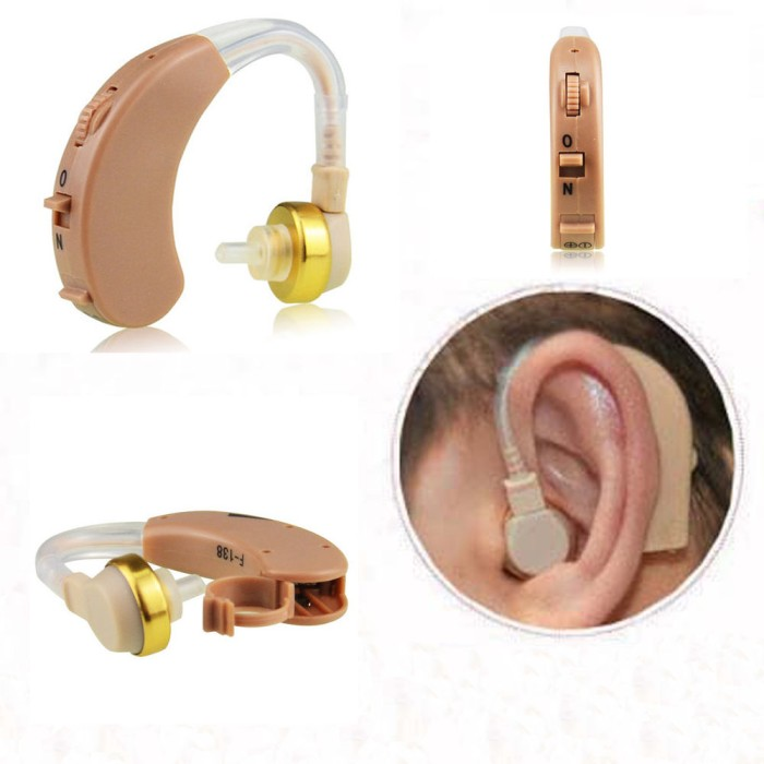 Alat Bantu Dengar Pendengaran Telinga Pengeras Suara BTE Baru