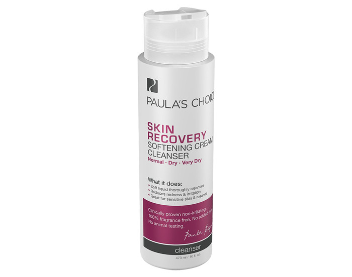 Paula choice skin recovery softening cream cleanser 473ml